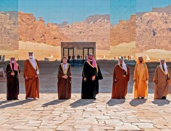 ifmat - GCC summit sends a clear message to belligerent Iran