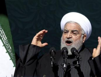 ifmat - Hassan Rouhani Iran president issues Donald Trump death threat