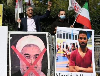 ifmat - Iran regime punishes innocent murdered wrestler coach and club