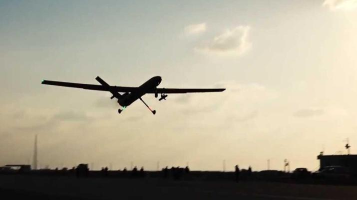 ifmat - Iran shows off drone arsenal in 2021 hype video