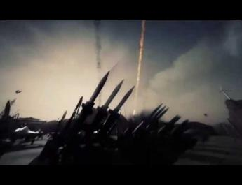 ifmat - Iran simulates attack on US base in new video