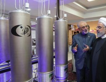 ifmat - Iran threatens to curb short-notice IAEA inspections next month
