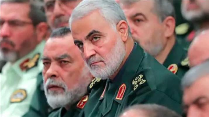 ifmat - Iran will face US on the battlefield the IRGC leader says