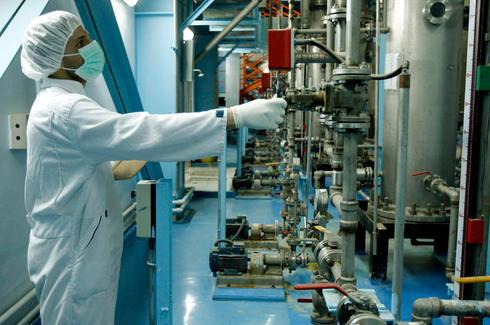 ifmat - Iran works on uranium metal for reactor fuel in new breach of nuclear deal