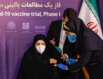 ifmat - Khamenei ban on western vaccines blasted as a Politicization of Iranians well-being