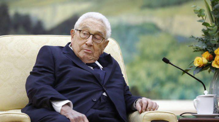 ifmat - Return to Iran deal would create regional arms race says ex-Secretary of State Kissinger
