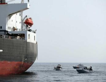 ifmat - Seven Iranian oil tankers intercepted en route to Syria