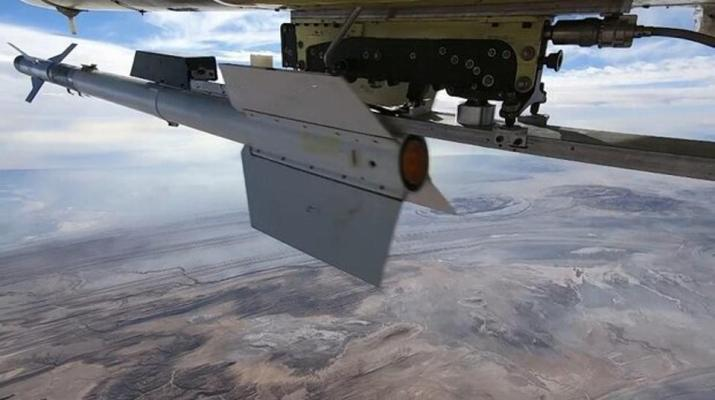 ifmat - Why Iran is arming drones with Air-To-Air missiles