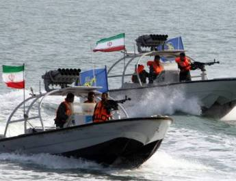 ifmat - Iranian Regime holds mass naval exercise as talks over seized tanker begin