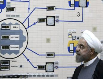 ifmat - Blinken says Iran only weeks way from enough nuclear material for bomb