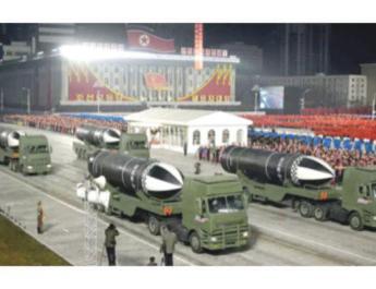 ifmat - Iran and North Korea resume missile collaboration