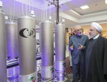 ifmat - Iran can enrich enough uranium for nuclear bomb within 4 months