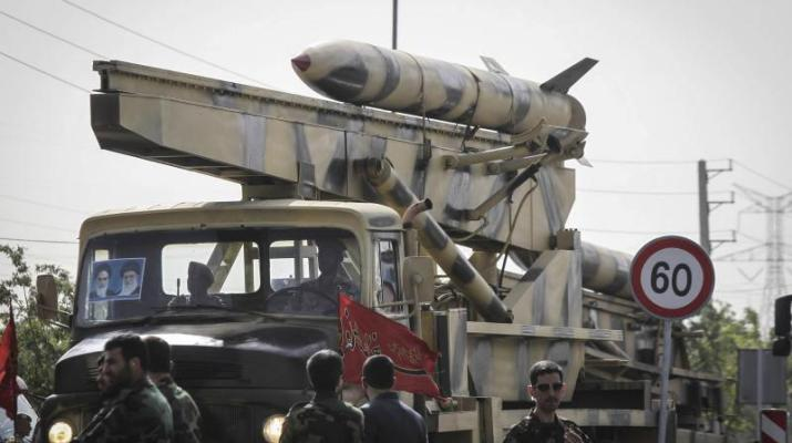 ifmat - Iran opens factory to produce air defence missile