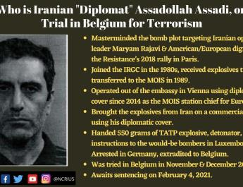 ifmat - Officials fear revenge attacks from Iran after diplomat imprisoned compressed