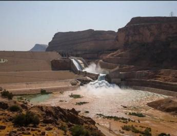 ifmat - The IRGC and Irans Water Mafia