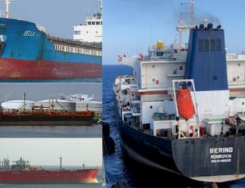 ifmat - US sells illicit Iranian fuel while another seized cargo on the way