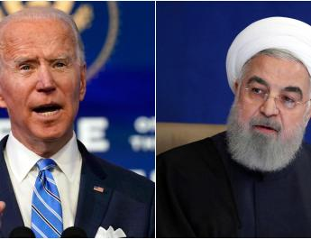ifmat - Biden administration imposes sanctions on Iran for first time