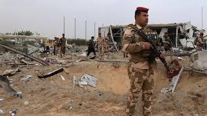 ifmat - Blame Iran for rocket attacks in Iraq