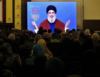 ifmat - Failure to stop Iran terror support might lead to Israel-Hezbollah war