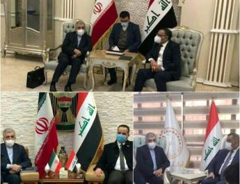 ifmat - Iran Assets in Iraq Oil and Shipping Industry SOMO AFAQ
