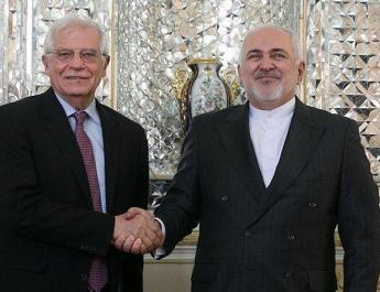 ifmat - Iran Zarif sends letter to EU Borrell on JCPOA