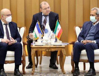 ifmat - Iran and Uzbekistan consider establishing joint ventures to boost trade