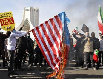 ifmat - Iranian spin likely to fuel Iraqi and Syrian protests