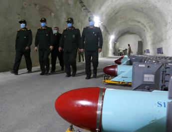 ifmat - Iranian weapons stockpile poses major threat to Middle East