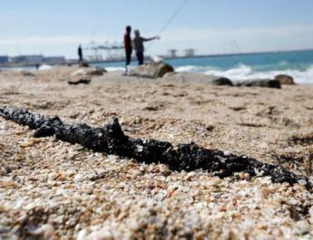 ifmat - Israel accuses Iran of link to oil spill off its shores
