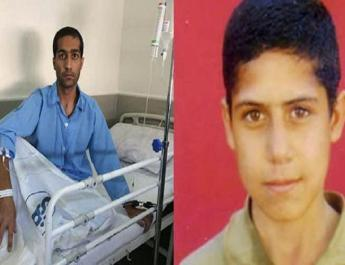 ifmat - Mohammad Reza Hadadi a forgotten juvenile offender in Iran notorious prisons
