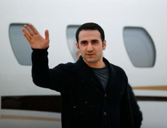 ifmat - Once held in Iranian jail ex-Marine fights espionage claims