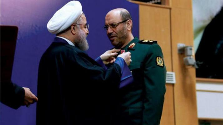 ifmat - Presidential candidate Dehghan reassures Iranians against fears of militarism