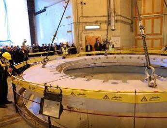 ifmat - Tehran is now reactivating its Arak nuclear reactor