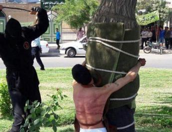 ifmat - 8 people sentenced to lashes in Iran