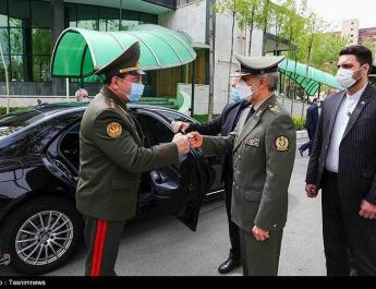 ifmat - Defense minister says Iran has no limit to export arms