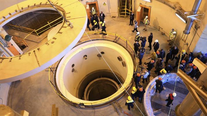 ifmat - IAEA-Iran talks on unexplained uranium traces delayed