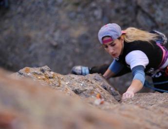 ifmat - Iran bans women climbers from local crag
