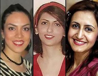 ifmat - Iranian Bahai women jailed to serve prison terms for their faith