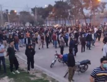 ifmat - March Iran Protests Report - 193 protests in 70 cities