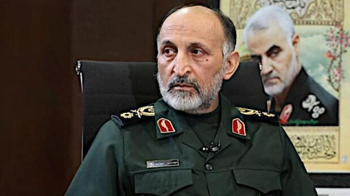 ifmat - Mohammad Fallahzadeh - New deputy commander of Iran Quds Force