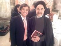 ifmat - Reza Aslan has close relations with Iran regime2