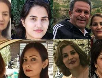 ifmat - Security forces raid homes of 13 Bahai citizens arrest eight in central Iran