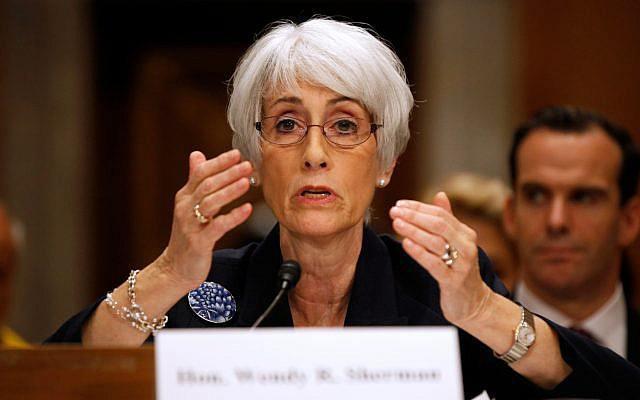 ifmat - Senate confirms Iran deal negotiator Wendy Sherman as deputy secretary of state