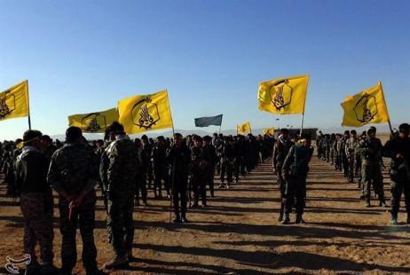 ifmat - The Fatemiyoun Army - Iran Afghan crusaders in Syria