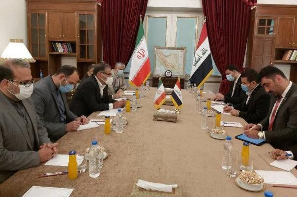 ifmat - Top Iranian and Iraqi security officials meet