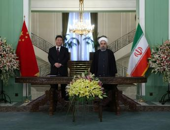 ifmat - Widespread protests against agreements with China in Iran