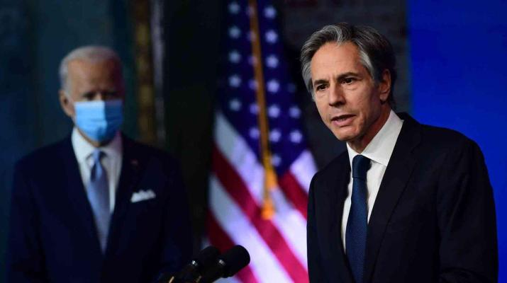 ifmat - Blinken faults Iran for taking American hostages