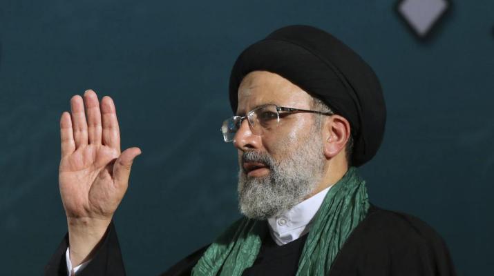 ifmat - For Ebrahim Raisi Iran presidency is a step toward Supreme Leader