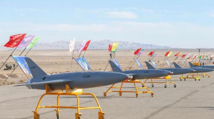 ifmat - Iran-backed Houthis say they hit Saudi military air base with drone