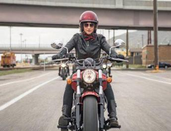 ifmat - Iranian women want to use Motorcycles